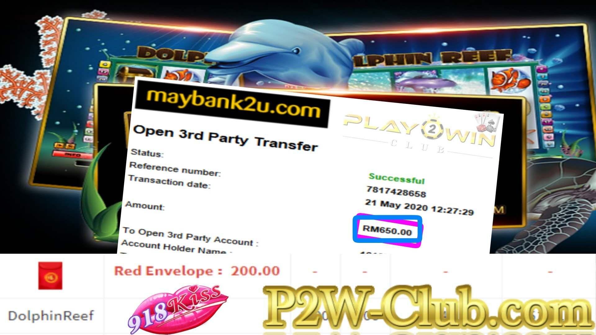 Dolphin Reef Free Red Envelope Games Kredit Online Casino Brunei | P2W-Club.com