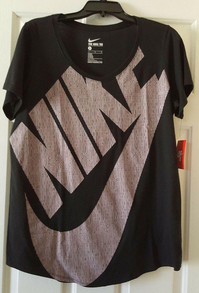 Nike Womens Rally Crew Short Sleeve T Shirt The Nike TEE BF