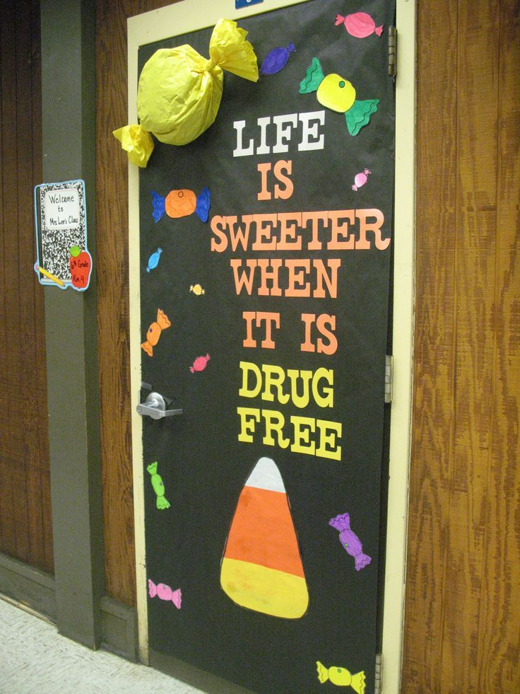 Image result for door decor ideas for red ribbon week ...