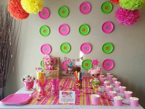 Pin by Daniela Couto on Bella s Lalaloopsy Party on Budget