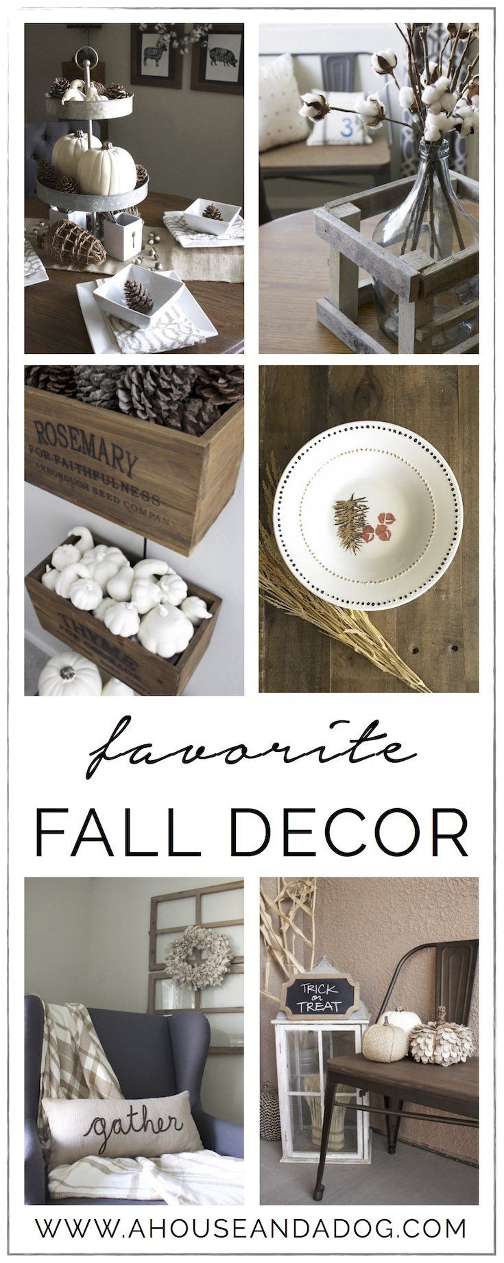 fall favorites - diy, crafts & decor - page 8 of 8 - a house and a, Hause ideen