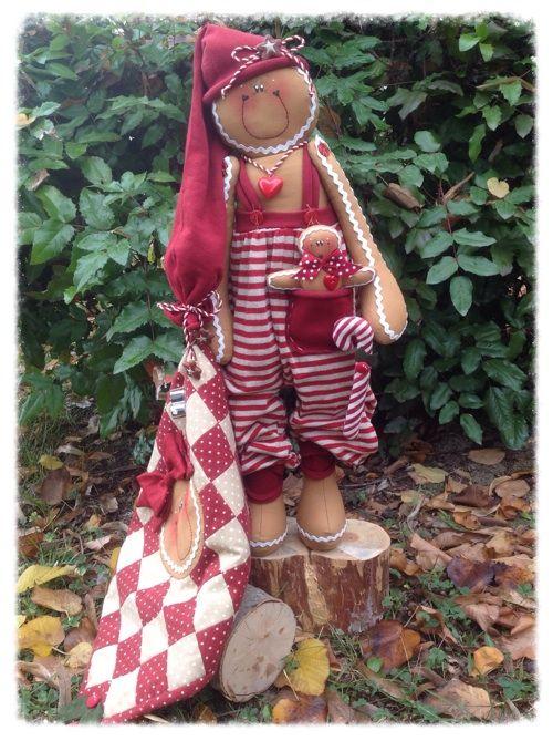 Cartamodelli Gingerbread Gingerbread Crafts Gingerbread Christmas Decor Gingerbread Baby