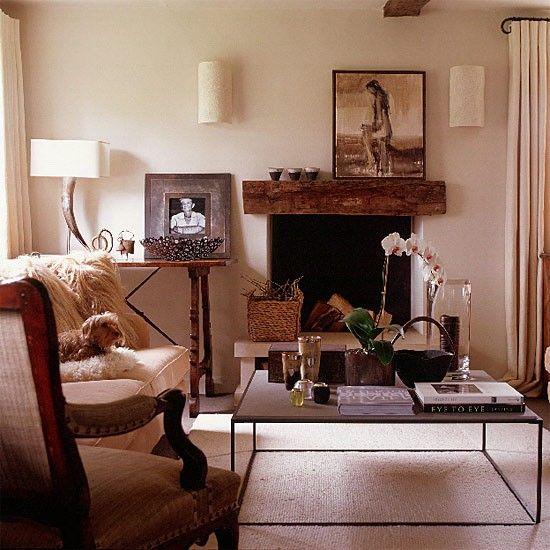 cottage living room design. Cottage living room  Living designs Fireplaces housetohome co uk Lavish Brighton penthouse on the market for 700 000 but it has
