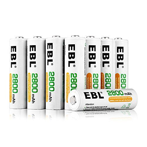 Robot Check Battery Storage Rechargeable Batteries Battery Sizes