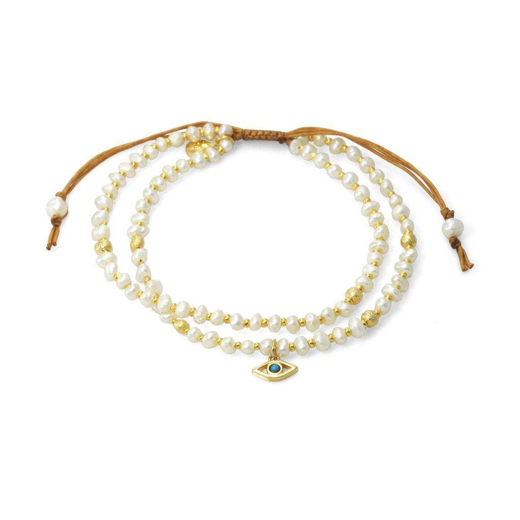 Tai Jewelry Evil Eye Bracelet