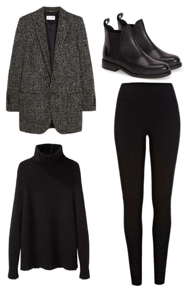 Herren-Outfit für Frauen von shaynat ❤ mochte Polyvore mit Y … - Meine Welt #workclotheswomen