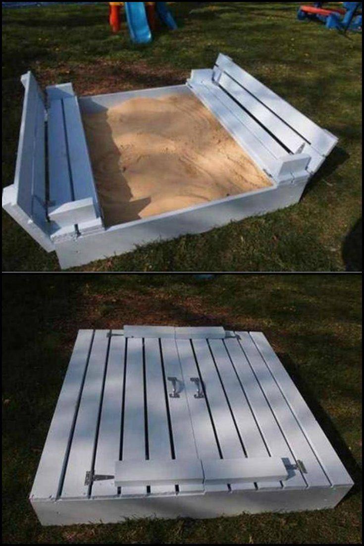10 creative sandbox design ideas for your kids httptheownerbuildernetworkco - Sandbox Design Ideas