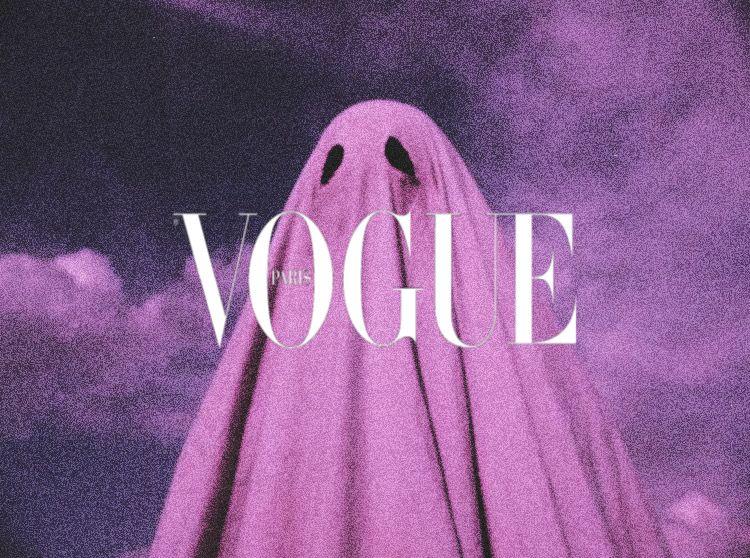 Vogue Ghost Purple Aesthetic In 2021 Purple Aesthetic Dark Purple Aesthetic Purple Vibe