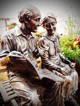 Figures, Sculpture, Togetherness