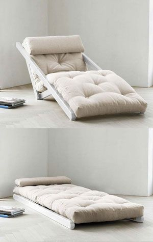Best 25 futon chair ideas on pinterest small futon sofa bed for small spaces and small beds - Comfortable beds for small spaces minimalist ...