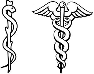 doctor symbol snake png wwwpixsharkcom images