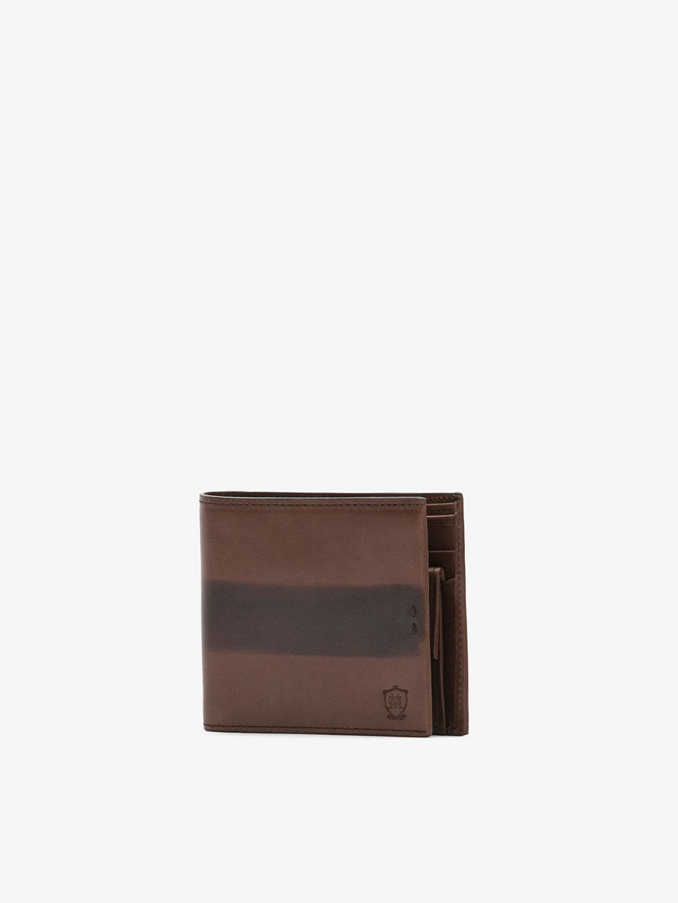 a17cb935d0 Autumn winter 2016 Men´s TWO-TONE LEATHER WALLET at Massimo Dutti for 39.9.  Effortless elegance!