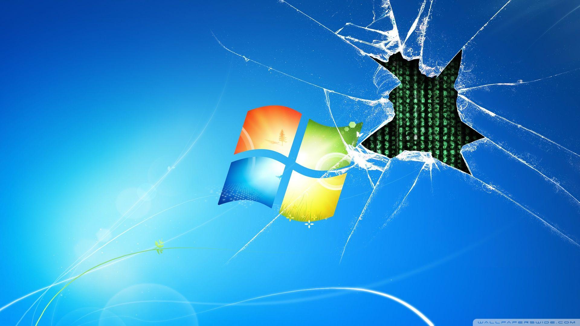 windows 7 runs on the matrix wallpaper reviews news tips