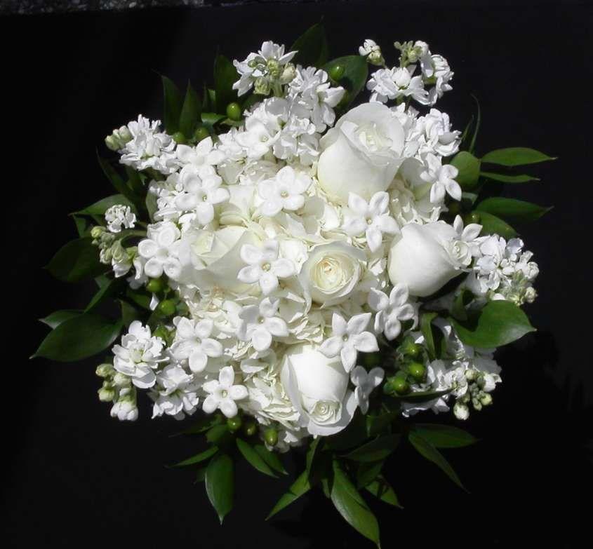 Bouquet Sposa Gelsomino.Bouquet Sposa I Fiori Piu Belli Bouquet Sposa Rose Bianche E