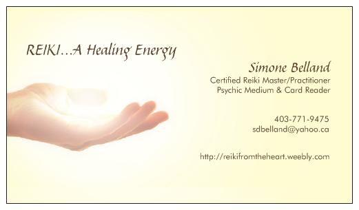 Reiki Oracle Cards - Reiki Healing