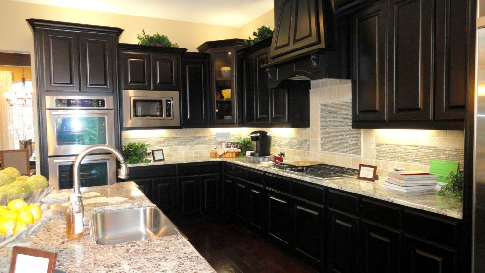 Toll brothers homes at alon estates feature magnificent for Kitchen ideas real estate