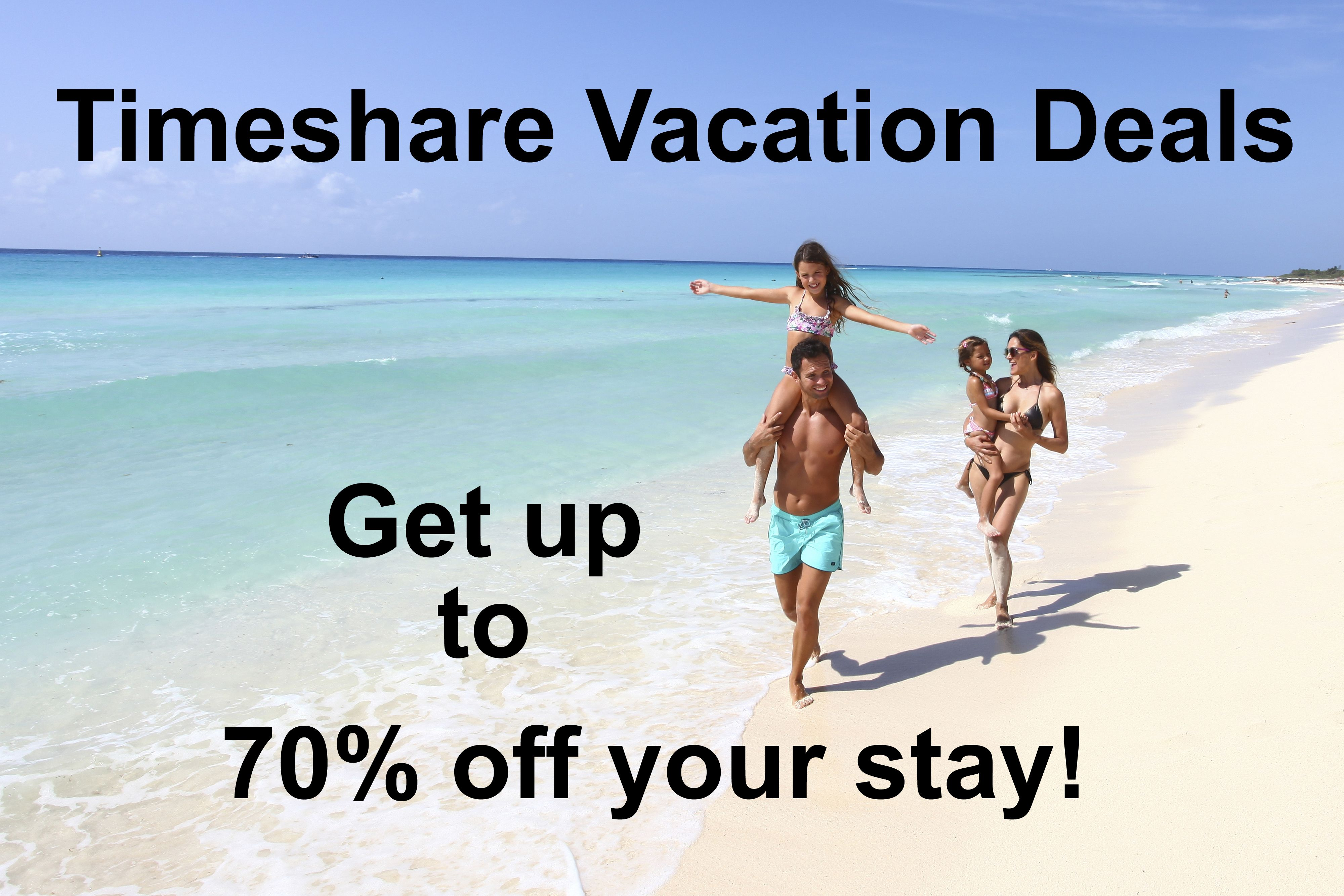 Sandos All Inclusive Timeshare Promotion In Cancun Playa Del