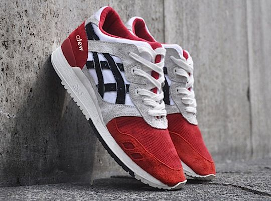 ASICS Gel Lyte BlackWhite Available Now | Nice Kicks