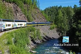 wilderness express train denali - Google Search