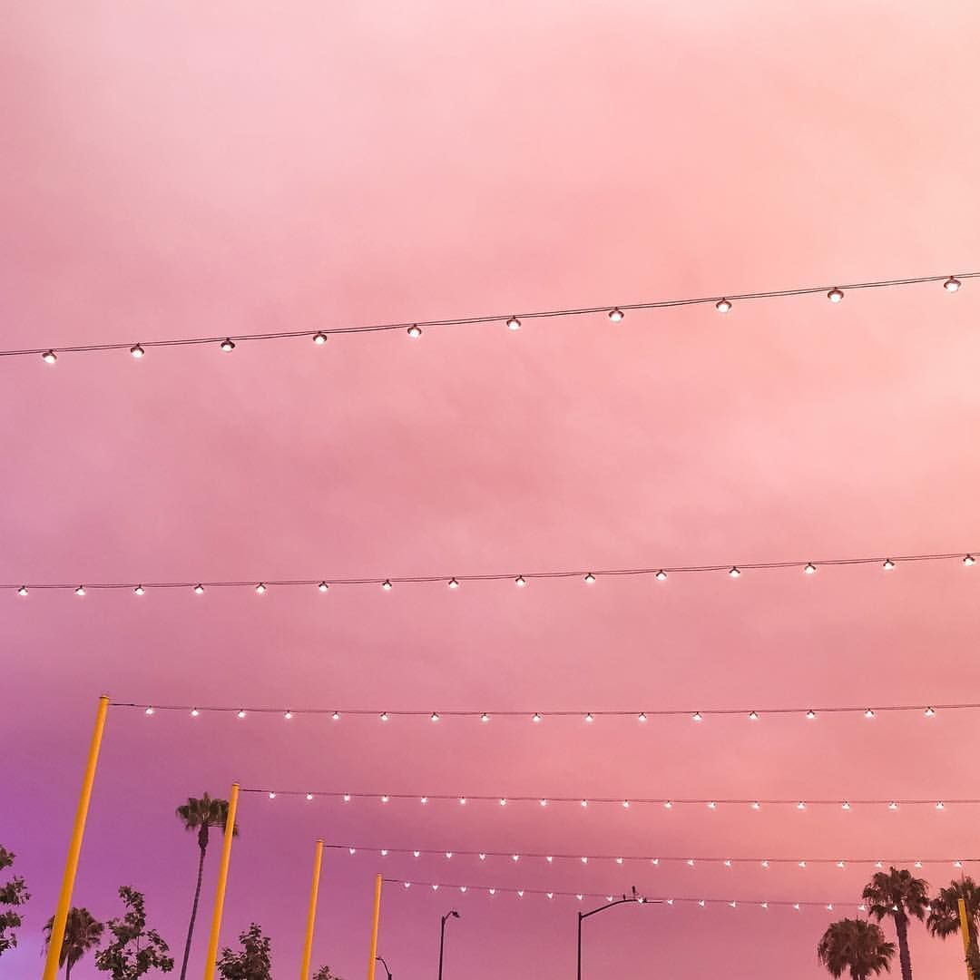 photography | Pink aesthetic, Pink sky, Pink
