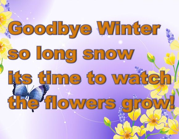 goodbye winter so long snow quotes spring quote snoopy spring