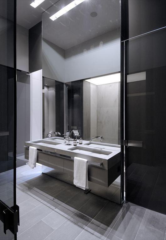 Modern Bathroom Design By A-cero