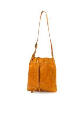 Frye  Campus Drawstring Shoulder Bag