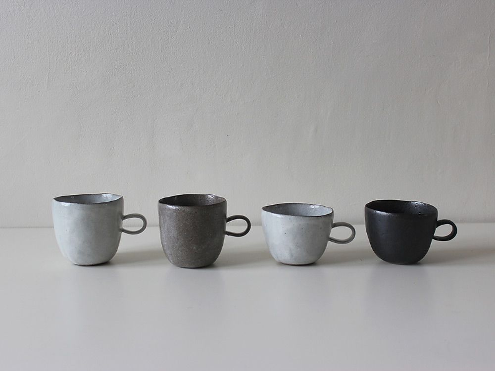 We Take A Look At Japanese Ceramist Kaori Tatebayashi S Latest Collection Of Handcrafted Tableware Tatebayashi Handmade Ceramics Ceramic Tableware