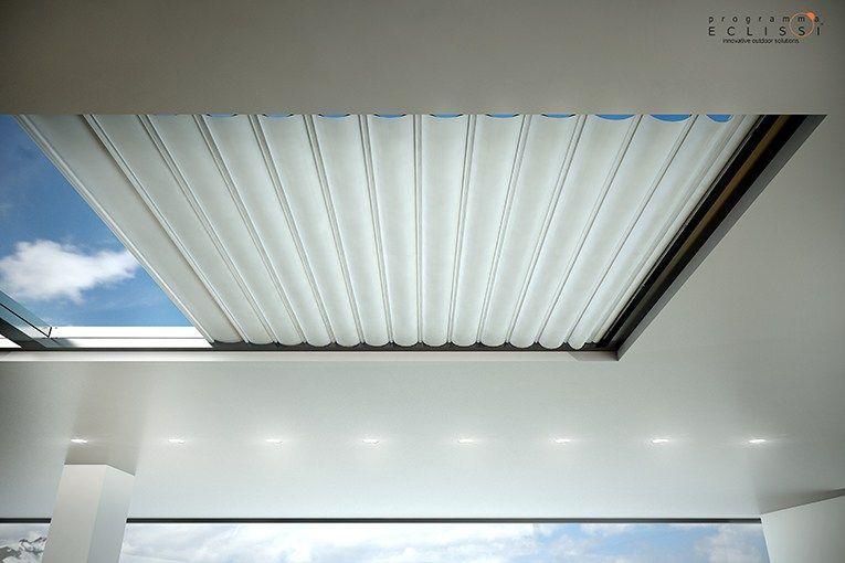 Cortina para ventanas de techo eléctrica de tela SKYLIGHT by TENDA - cortinas para ventanas