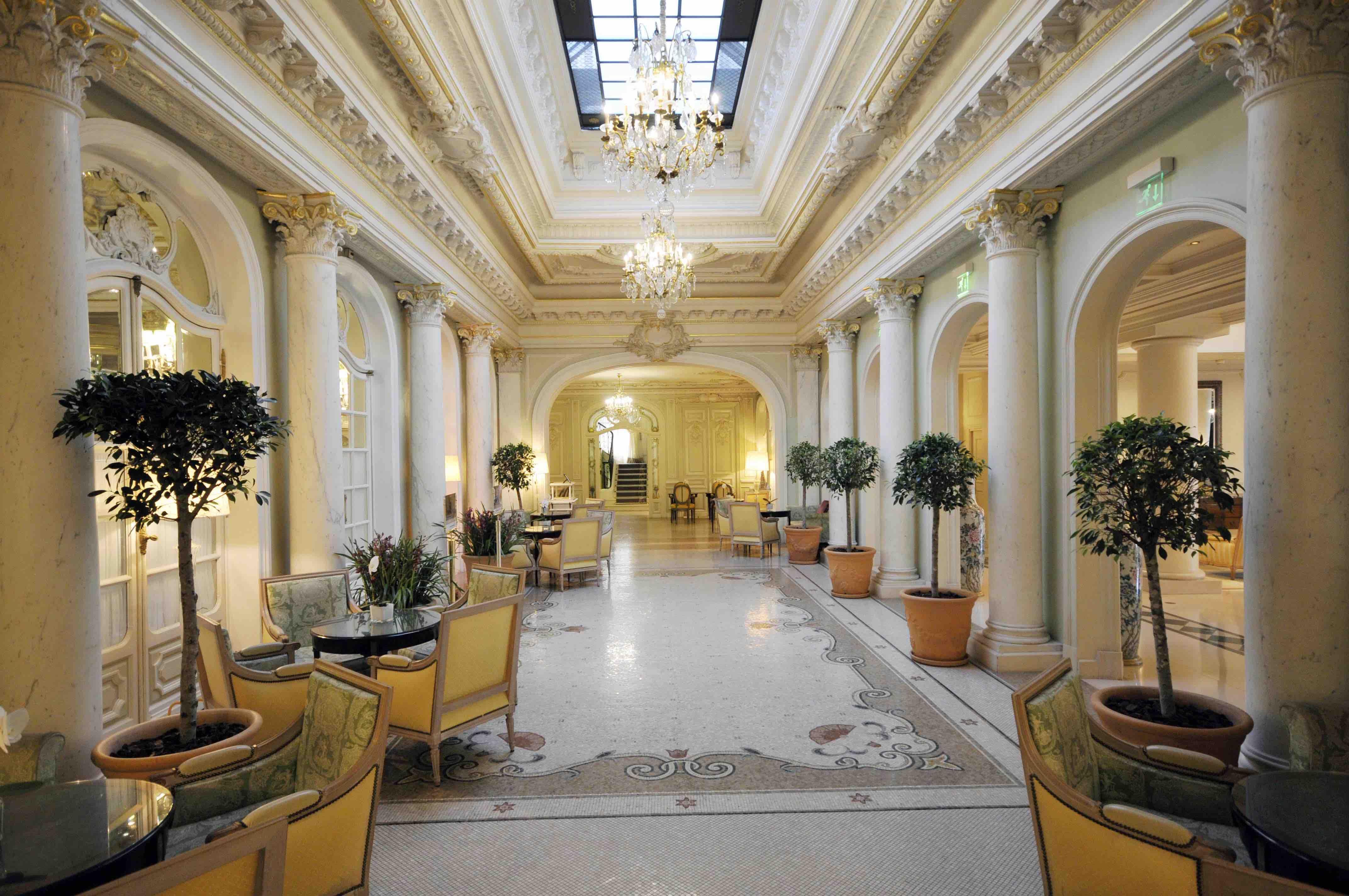 HOTEL HERMITAGE | architecture // interior design | Pinterest ...