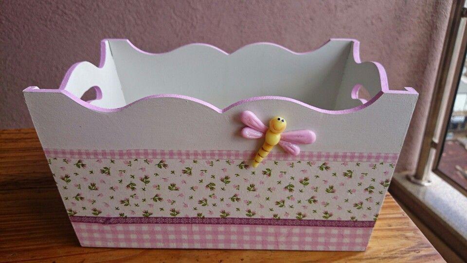 Portacosmeticos beb cajas varias baby decor - Cajas decoradas para bebes ...