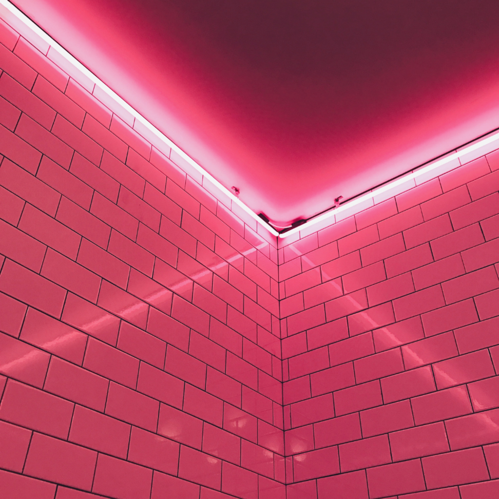 Neon Pink Aesthetic Pictures