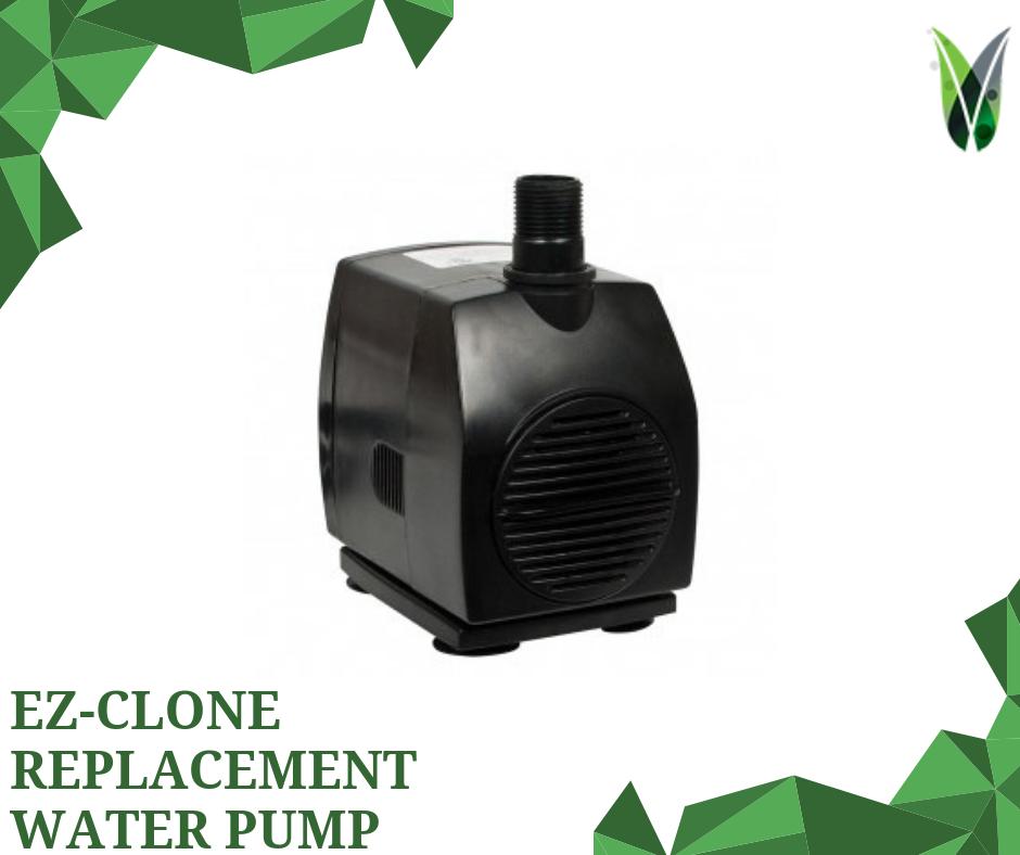 EZCLONE superb quality pumps come with a limited lifetime