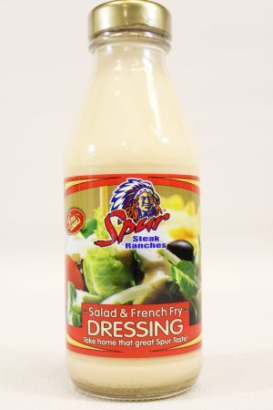 South Africa's restaurant Spur's best french fry sauce!