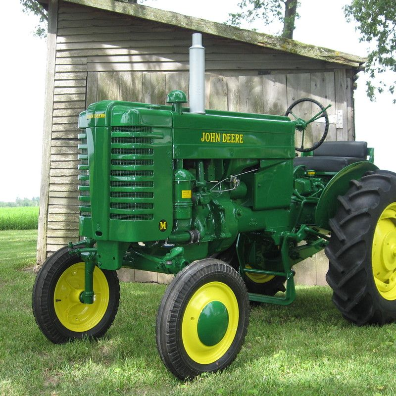 Old John Deere Tractor Parts : Do you think john deere m deserves to win the
