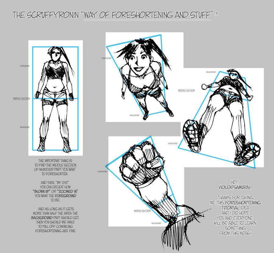 Character Design Drawing Tutorials : Concept art masters tutorial figure