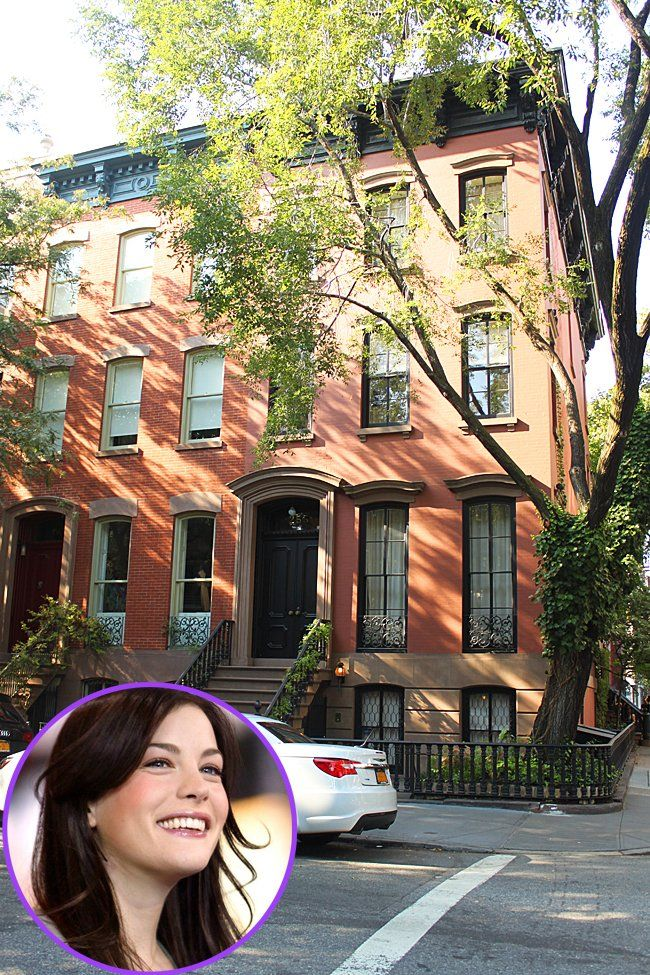 Liv Tyler's West 11th Street digs are right down the street from a Marc by Marc