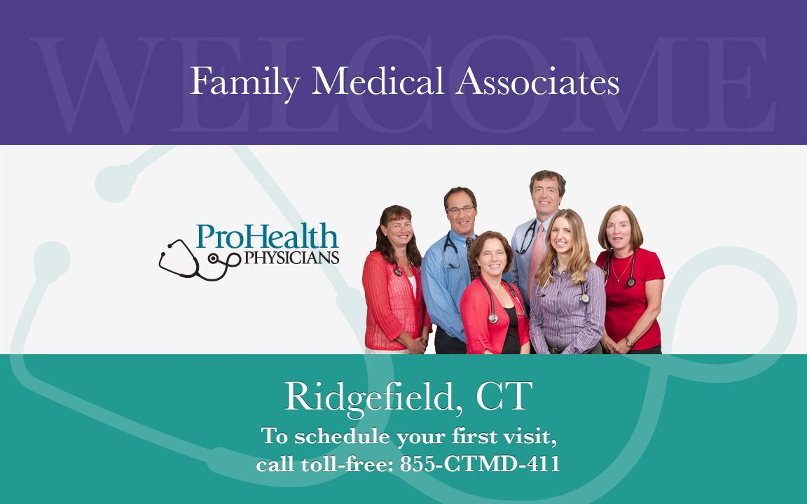We are pleased to Family Medical Associates to the