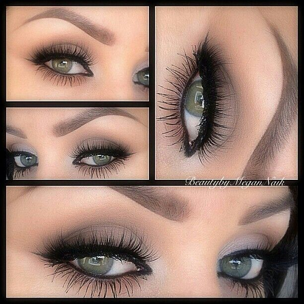 Taupe Smokey Eye Great For Green Eyes Gabby Unsure But Does Like It