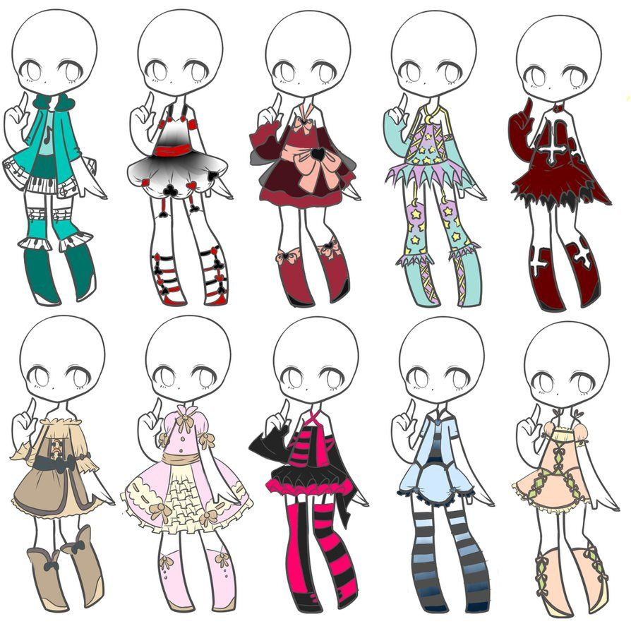 Outfit Adopts 31 *Closed* by on