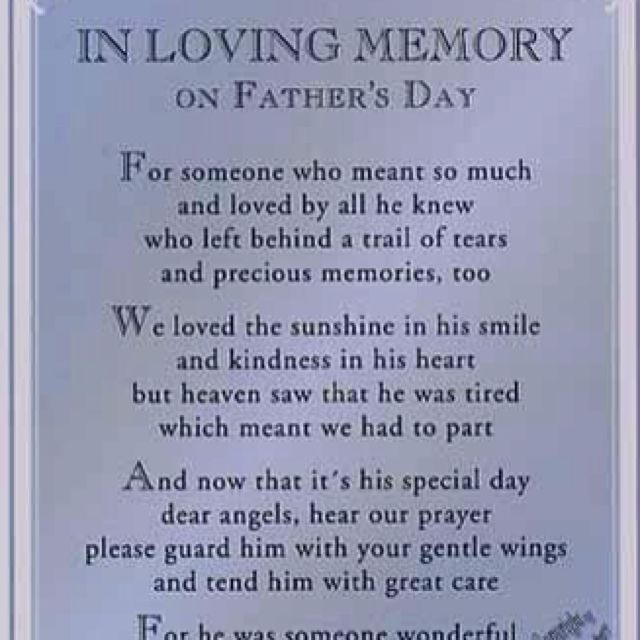 Quotes For Fathers Day For Husband: Beautiful ... To All The Grandpas, Dads And Special Men In