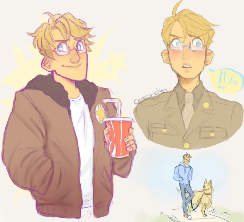 """NERD << He prefers the term, """"More intelligent than you"""""""