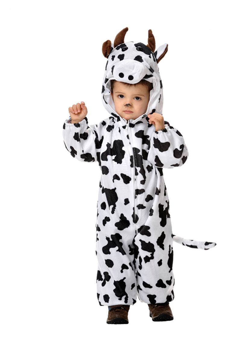Disfraz de Vaquita para bebé | Disfraces para bebes | Pinterest ...