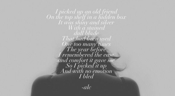 #sad #depression #quotes #selfhate #selfharm