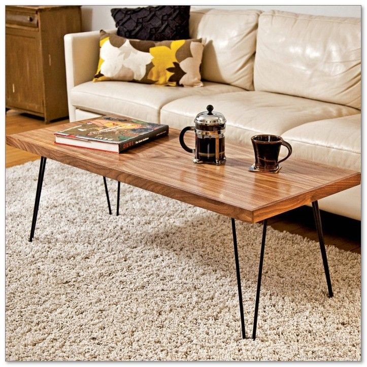 Hairpin Leg Coffee Table Design Considerations Hairpin Leg Coffee Table Coffee Table Coffee Table Design
