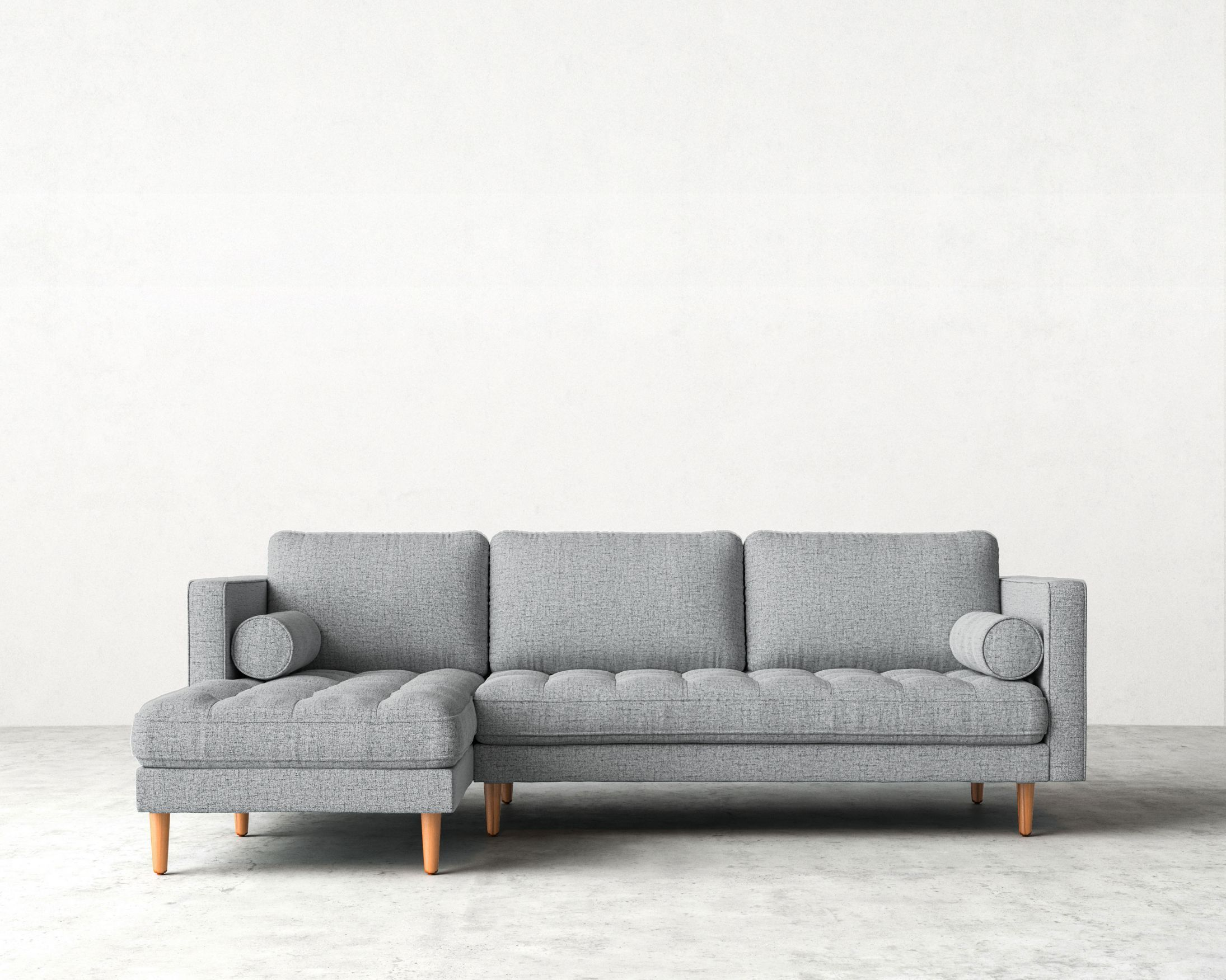 Luca Sectional Rove Concepts Rove Concepts Mid Century Furniture Modern Sofa Sectional Modern Sectional Sectional Sofa
