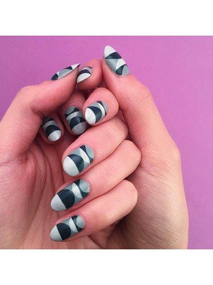 25 Chic Nail Art Ideas For Summer Chic Nail Art Chic Nails And