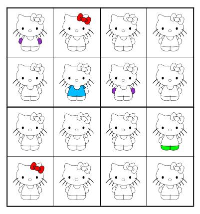 Juegos Para Ninas Para Imprimir Pasatiempos Para Ninos Y Ninas Pasatiempos Imprimibles Hello Kitty Para Colorear Hello Kitty Juegos Para Pintar