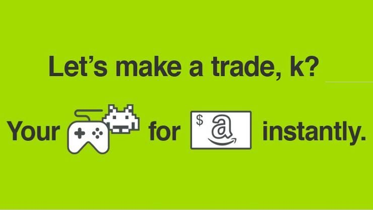 Amazons video game tradein program now pays instantly