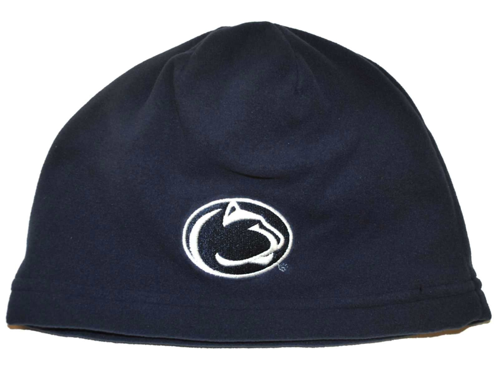 2163fe9d4f8 Penn State Nittany Lions Under Armour Women Navy Coldgear Beanie Hat ...